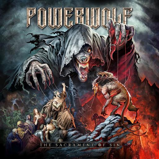 Powerwolf альбом The Sacrament of Sin (Deluxe Version)