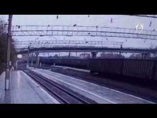 Момент обрушения автомобильного моста в Амурской области попал на видео