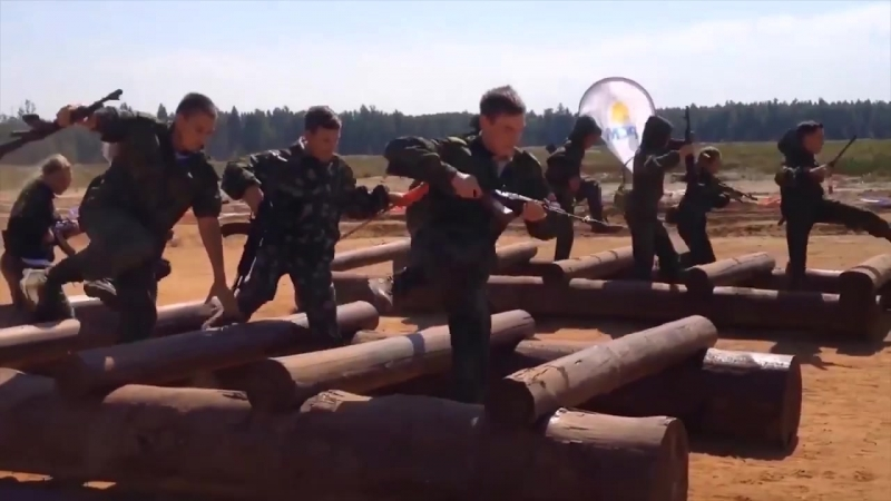 Гимн ЮНАРМИИ Служить России (1)