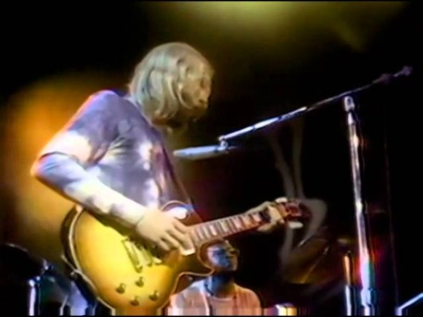 The Allman Brothers Band Whipping Post 9 23 1970 Fillmore East Official