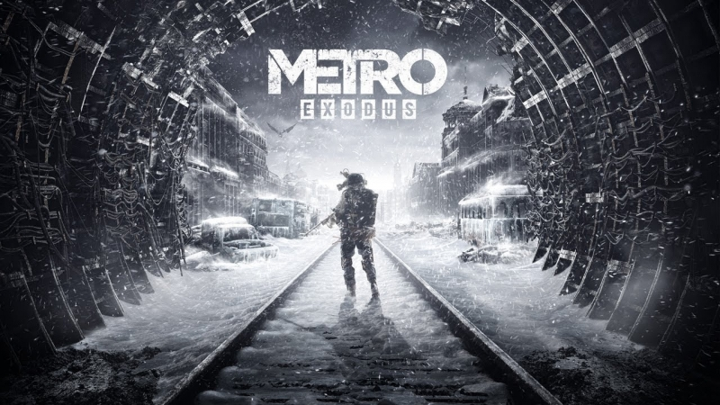Metro: Exodus - Atmospheric trailer - eXile - NИ - by Faun Steel
