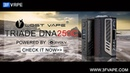 Lost Vape Triade DNA250C 300W TC Mod