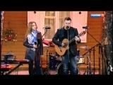 Екатерина Гусева и Евгений Дятлов - Простите пехоте / Булат Окуджава