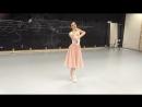 Русский танец из балета Лебединое озеро в Париже =)