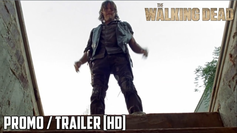 The Walking Dead 9x09 Trailer PROMO New Enemy Season 9 Episode 09 Promo/Preview [HD]