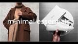 Minimal Menswear Top 10 Essentials Men's Fashion Daniel Simmons