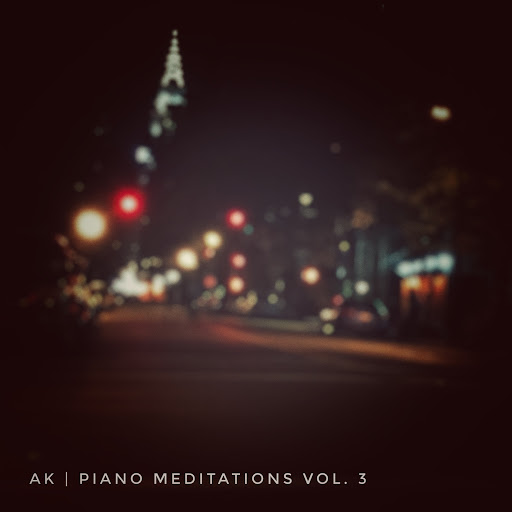ak альбом Piano Meditations Vol. 3
