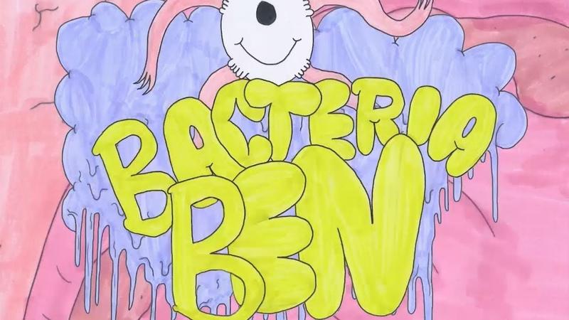 "Bjarki Bacteria Ben"" Music Video adult swim"