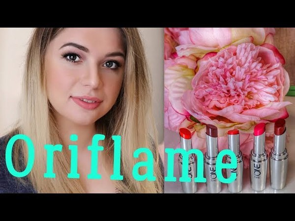 Заказ oriflame! Свотч-видео The ONE Colour Obsession
