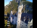 Neuschwanstein Castle Замок Нойшванштайн Путешествия