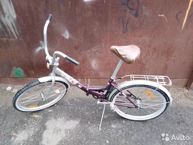 Продам велосипед стелс в отличном состоянии как внешне так и технически полностью исправен сиденье перетянуто покрышки почти новые ничего не болтается,состояние сел и поехал нечего делать не надо!