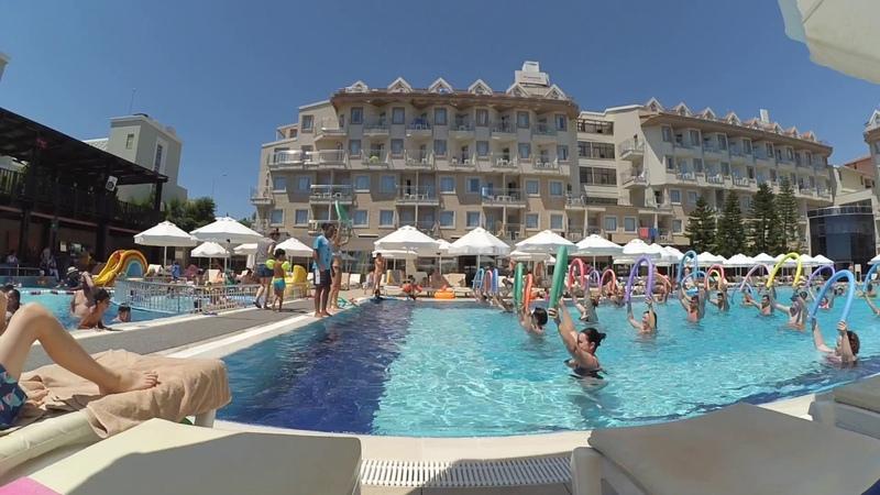 Diamond Beach Hotel Spa Side Turkey Pool Compilation