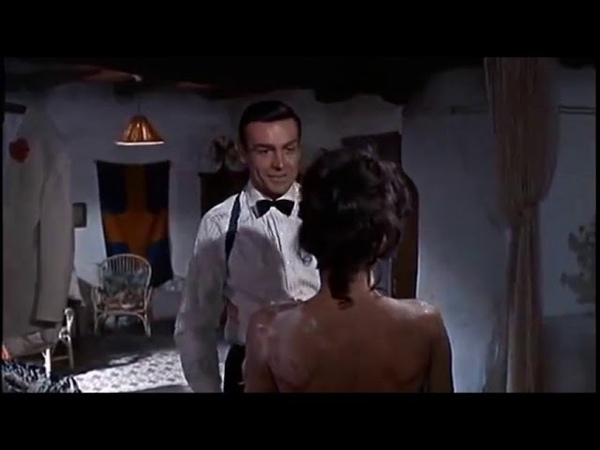 Nudity In The Sean Connery James Bond Films?