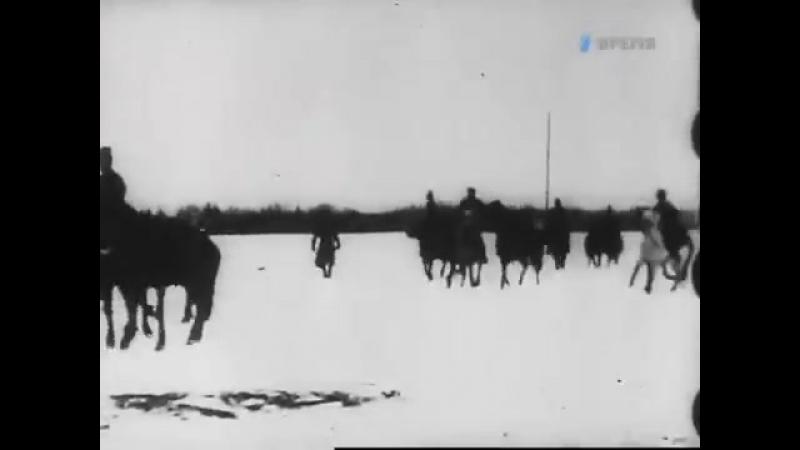По долинам и по взгорьям - Шла дивизия вперёд, - Чтобы с боя взять Приморье - Белой армии оплот - - Наливалися знамена - Кумачом