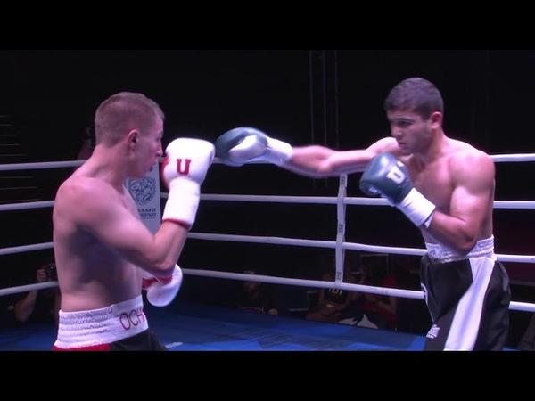 Илья Очкин VS Азамат Барзиев