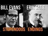 Bill Evans Erik Satie Stupendous endings