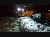 Sidewalk snow cleaning Montreal Dec 2015 storm