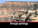 What No Digital Camera Capturing the Beauty of the Grand Canyon With a Brush