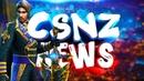 CSNZ Новости Holy Sword Divine Order, Магазин пробега, M4A1 DK и AK-47 Paladin 6, Запрет на Стримы
