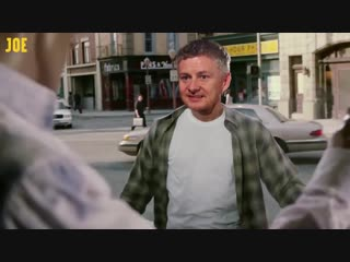 Eight wins in eight. Let's face it - Solskjaer is blessed