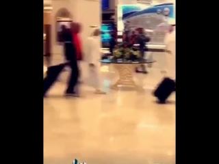 The Deadman has arrived to Saudi Arabia!