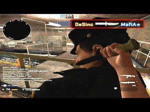 Using Bhopping to your advantage in CS:GO Community Servers