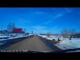 Паводок в Саратовской области (село Марьино-Лашмино, Новобурасский район)