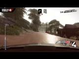 Ралли в Малайзии в новом геймплейном трейлере игры V-Rally 4!