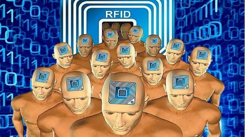 Нас ускоренно загоняют в электронно-цифровое рабство!! Законопроект 1072874-6 принят Госдумой срочно