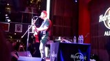 Adam Gontier - Trying To Catch Up With The World. Live at Hard Rock Cafe
