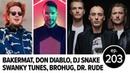 NEW TRACKS ► Bakermat Don Diablo Swanky Tunes Armin van Buuren You In Mind Brohug uvm