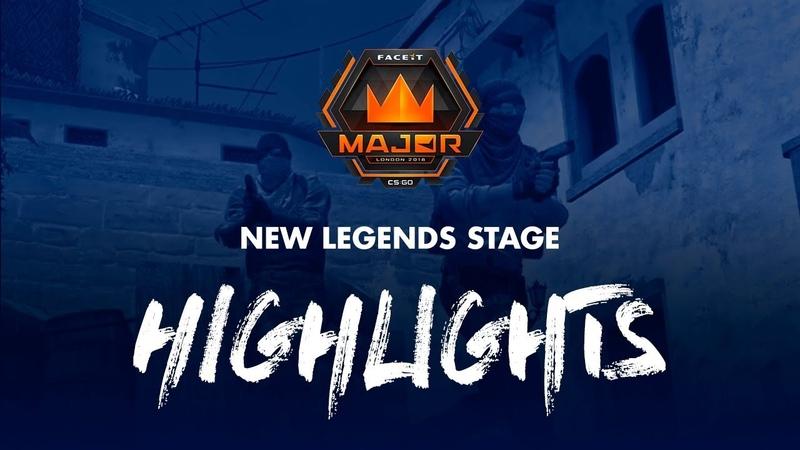 Vega CS:GO Highlights @ FACEIT Major: New Legends