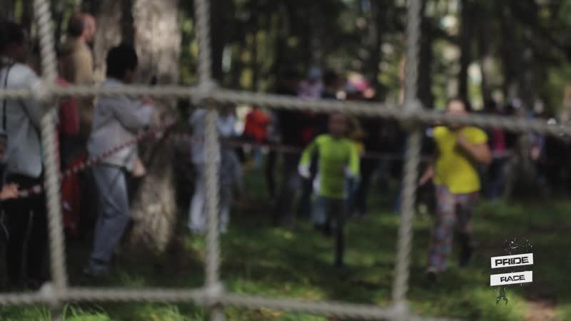Pride Race. Первая сахалинская детская гонка с препятствиями