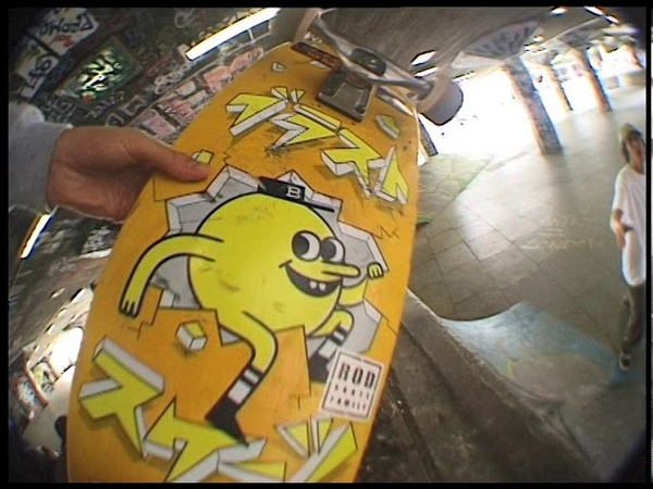 Blast Skates X Long Live Southbank