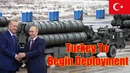 Turkey to begin deployment of S 400 air defense systems in 2019