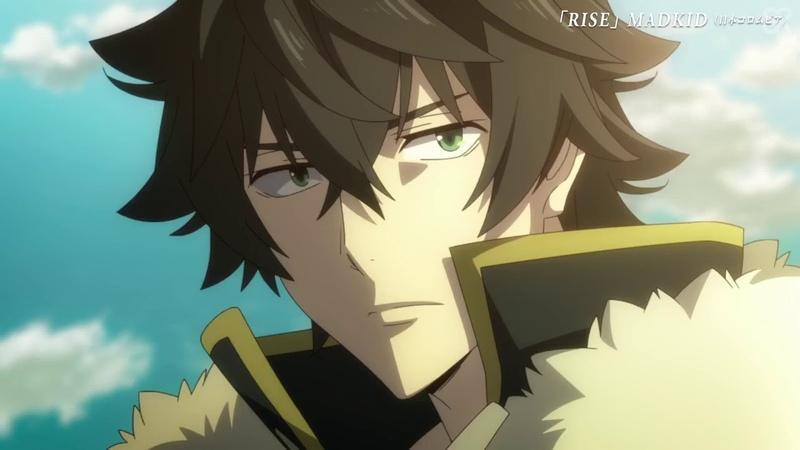 озвучка трейлер Tate no Yuusha no Nariagari Восхождение героя щита SovetRomantica