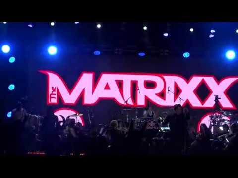 Глеб Самойлов The MATRIXX - Хали Гали Кришна (ЧЕРНОЗЁМ, Тамбов, 18 августа 2018)