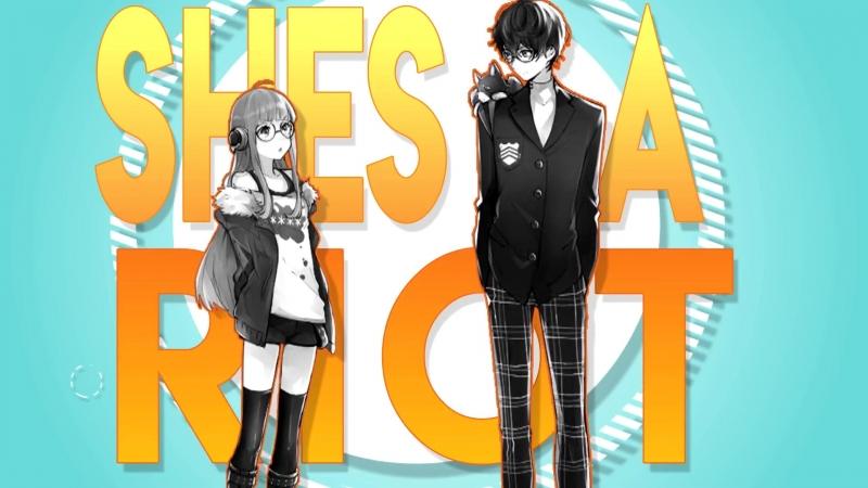 Futakira_⁄_⁄Shes A Riot