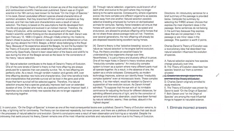 the controversy that is evolution essay Introduction everyone agrees that darwinian evolution is a controversial topic but not everyone agrees on why many advocates of darwinian evolution promote the stereotype that the theory is controversial only because a small religious segment of society has social, religious, or political objections.