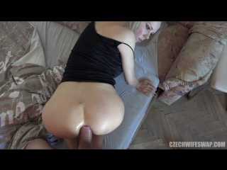 Anal superfuck (czech wife swap 11 part 4) [big tits, dildo, hardcore, oral, anal sex, 1080p]