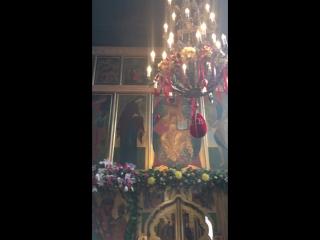Престольный Праздник ХРАМ ИКОНЫ БОЖИЕЙ МАТЕРИ НЕУВЯДАЕМЫЙ ЦВЕТ