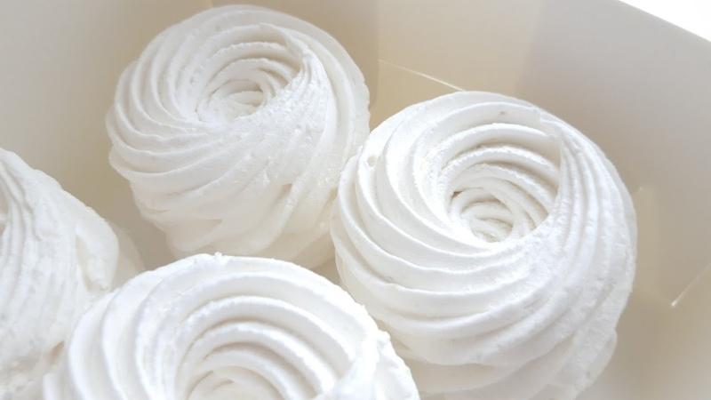 янабенрецепты Зефир🍏самый подробный видеорецепт🍏 Marshmallow recipe