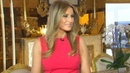 Melania Trump: I'm not a 'yes' person I have thick skin