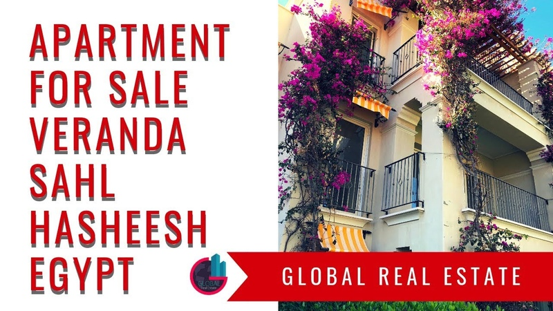 Apartment in Veranda Sahl Hasheesh Egypt for Sale | Global Real Estate