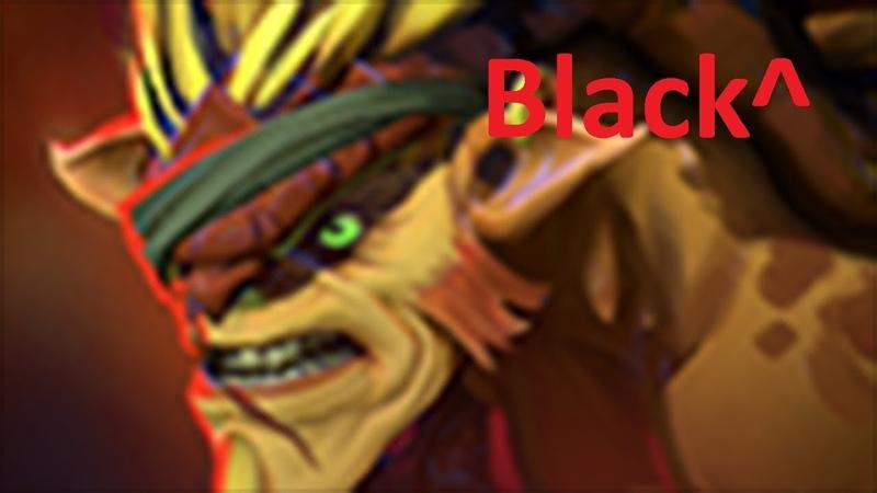 Black^ Bristleback Dota 2 Pro Gameplay