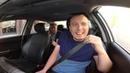 Психически не нормальный водитель такси VS Вежливый пассажир БТ 13