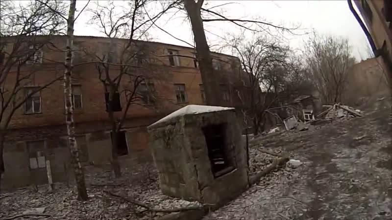 Бывший завод Электроаппарат в Ростове на Дону