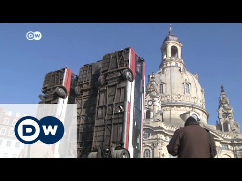 Dresden commemorates allied bombing | DW News