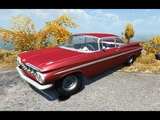 BeamNG.Drive Mod 1959 Chevrolet Impala Coupe (Crash test)