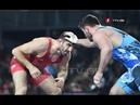 Sandro Aminashvili Tarzan Maisuradze Final FS 86 kg Georgian Championship 2019 Tbilisi